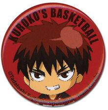 **License** Kuroko No Basuke Basketball SD Taiga Kagami 1.25'' Button #16207