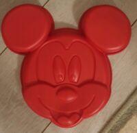 Moule à gâteau en silicone - Silicone baking mold TETE MICKEY Disneyland Paris