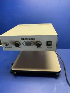 Magnisight  Low Vision Video Magnifiers
