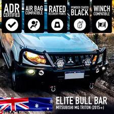 RockArmor Winch Compatible Elite Bull Bar - ADR - MITSUBISHI TRITON MQ