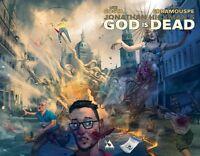 God Is Dead #10 Wraparound Variant Unread New Near Mint Avatar Press 2013  **28