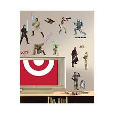 RoomMates F3816898 Star Wars Episodes 1-3 Wall Decals. Delivery