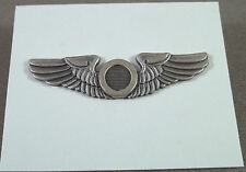US Army Air Force WW II Aircraft Observer Badge / Wing / Miniature 2 Inch