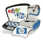 eBay Live 2005 HP PIN Vendor Sponsor New Hewlett-Packard (Promo Giveaway Item)