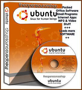 Ubuntu 12.04.5 (Precise Pangolin) Live/Install Bootable CD + Free Retro Linux CD