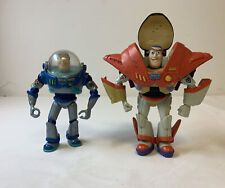 lot of two five inch BUZZ LIGHTYEAR Toy Story action figures