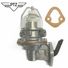 Holden 6 Cylinder Red Motor Mechanical Glass Bowl Fuel Pump 1963-1980 G606