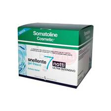 Somatoline Cosmetic - Snellente 7 Notti Gel Fresco da 400 ml - Ultra intensivo
