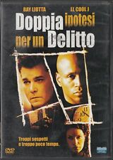 DOPPIA IPOTESI PER UN DELITTO (2005) DVD - EX NOLEGGIO