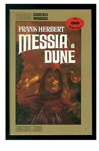 messia di dune Frank Herbert  - 9788842903093