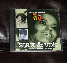 STAX SIRENS VOLT VAMPS Ace NM v/a JACKIE ROSS Judy Clay INEZ FOXX Linda Lyndell