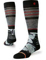 Stance Women's High Heat Thermo Snow Socks in Black