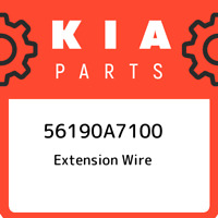 OEM  Genuine Extension Wire Kia Forte CERATO K3 12-15 56190A7540