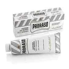 Proraso Shaving Cream, Sensitive Skin, 5.2 oz (150 ml)