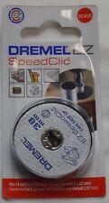 Dremel métal disques coupe Dremel SC456 Dremel ez speedclic 2615s456jc pack 5
