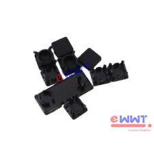 for Sony PS3 Slim Version Replacement 9pcs Plastic Screw Cap Cover Part ZVMA591