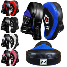Kick Boxing Sparring Karate Strike Arm Pad Punch Bag Shield Training Target I4R2
