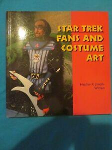 STAR TREK ~ FANS AND COSTUME ART ~ 72 pg  ~ 1996