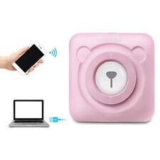 Mini Portable Bluetooth Thermal Printer