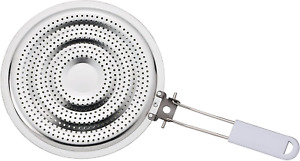 """Flame Reducer Guard Simmer Plate Heat Diffuser For Gas Electric Range Stove 16"""""""