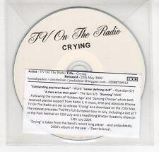 (GN965) TV On The Radio, Crying - 2009 DJ CD