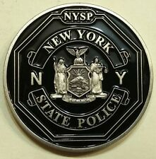 New York State Police NYSP Troop Headquarters Challenge Coin