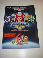 PAPER MARIO COLOR SPLASH Dossier de presse jeu video game  press book