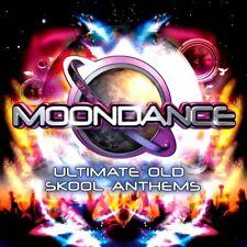 MOONDANCE - 3 X CDS MIXED OLDSKOOL RAVE BREAKBEAT HARDCORE JUNGLE D&B CD CDJ DJ