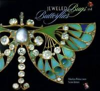 Jeweled Bugs and Butterflies - Hardcover By Nissenson, Marilyn - GOOD