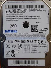 500GB Samsung HN-M500MBB | 2011.12 | PCB: M8_REV.03 #280