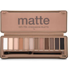 BYS MATTE Eyeshadow Palette 12 Shades,Naked Natural Eye Shadow - Sealed