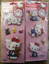 Set of 2 Hello Kitty pop up wall Home Deco stickers