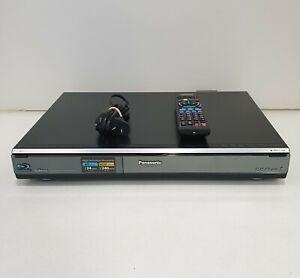 PANASONIC DMR-BW850 Blu-Ray/DVD Recorder Player Dual HD Digital Tuner 500 GB HDD