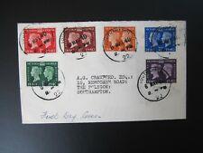 GB 1940 Postage Stamp Centenary First Day Cover