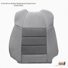 2005 2006 Ford F250 F350 X Cab Extended Cab Quad Cab DRIVER Top Gray Cloth Cover