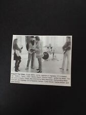 ROGER MILLER Appears In Highway 101 Video Original Print Promo Pic/Text