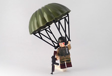minifigure ww2 US Paratrooper 101st soldier normandy compatibile lego wwII