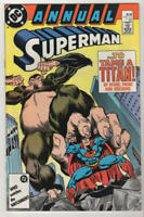 SUPERMAN #1 Annual, VF/NM, 1987, John Byrne, more DC and Superman in store