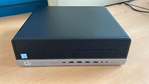 HP EliteDesk 800 G4 Core i7 8th Gen V Pro 8GB 1TB HDD PC COMPUTER Desktop