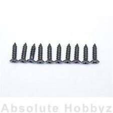 Serpent 110134 Screw Philips Roundhead 2.5X10 (10)