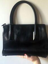 Vintage Leather Prada Shoulder Bag
