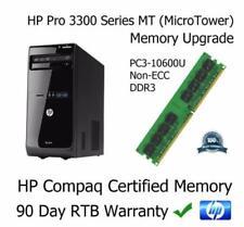 Memoria RAM DDR3 SDRAM HP per prodotti informatici Numero di moduli 2