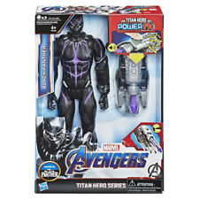 Avengers - Juguete Héroe Titan Hero Fx Black Panther (Hasbro E3306EW0)