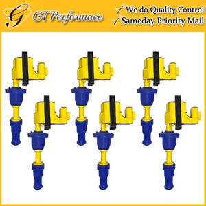 OEM Quality Ignition Coil 6PCS for 93-97 Infiniti J30/ 90-96 Nissan 300ZX 3.0L
