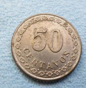 PARAGUAY 50 centavos 1925 UNC