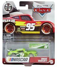 READ INSIDE! Disney Cars NASCAR Chase Racelott VITOLINE Die-cast METAL SERIES