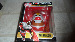 Avengers Falcon Poptaters Mr Potato Head Figure