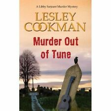 Murder out of Tune (Libby Sarjeant Murder Mystery Series), Good Condition Book,