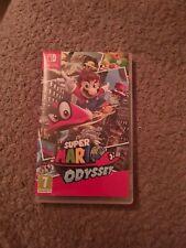 Super Mario Odyssey (Nintendo Switch, 2017)