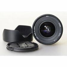 Sigma 18mm F/3.5 Weitwinkel Objektiv für Nikon AF - 1000062